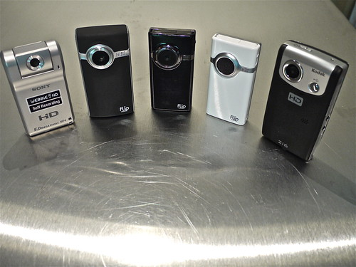 Webbie, Flip, Kodak Zi6