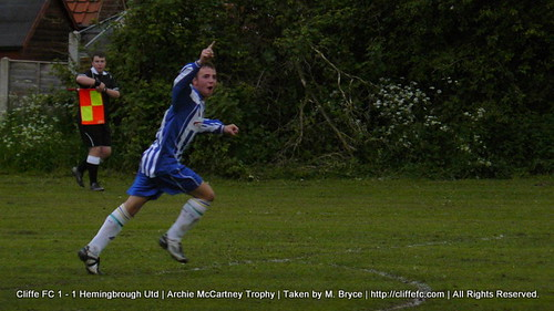 Cliffe FC vs Hemingbrough Utd 22May09