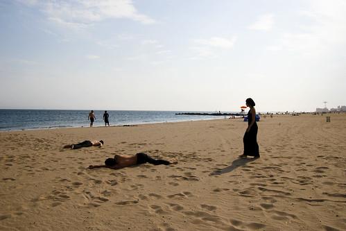 The Girl Who Ate Everything Brighton Beach Photo Shoot
