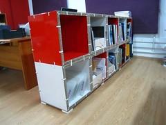 X-Board Bookshelf