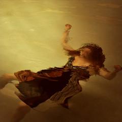 transmit (brookeshaden) Tags: red selfportrait water mom death dad day bad burn float drown transmit brookeshaden