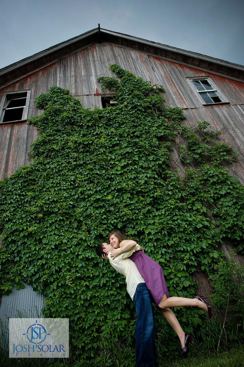 A Kansas City wedding photographer Solar Photographers portrait taken in Lawrence, KS. 6