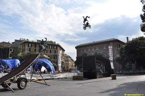 FMX Acrobatic 2009