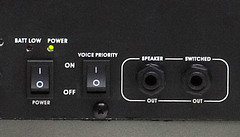 Voice Priority on the PowerPro & FreedomPro