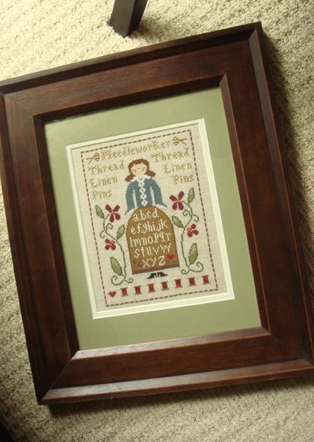 Little House Needleworks - The Sampler Lady