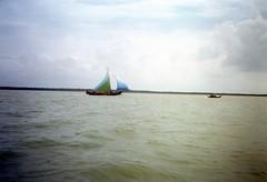920911 Timor Sailing Boats (rona.h) Tags: 1992 cacique timor ronah vancouver27 bowman57