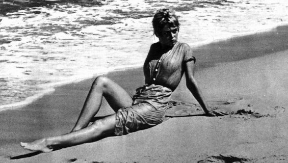 Rebeldia - Brigitte Bardot
