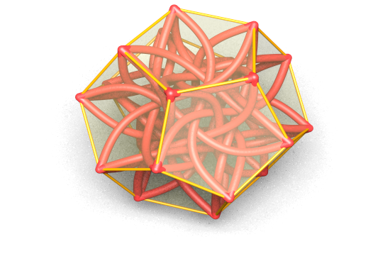 done - with dodecahedron