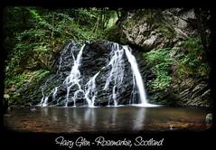 Fairy Glen (Uncle Berty) Tags: black scotland waterfall bottom glen fairy layer berty brill bucks isle hdr pseudo rosemarkie smalls hardlight robfurminger