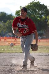 [06-17-2009] Raindogs vs. Hawks (6) (Vancouver Fastpitch, Dillon Finskars) Tags: fastpitch hawks connaught raindogs