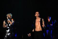 Depeche Mode Milano 18/06/2009 (nontelodiromai) Tags: andy dave fletcher san martin milano gore gahan mode depeche siro 18062009