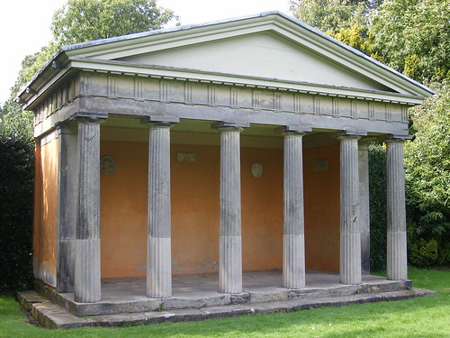 Doric Temple - Shugborough Hall