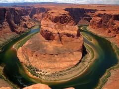 Horseshoe Bend in HDR (filippo rome) Tags: arizona usa river colorado unitedstates bend canyon page coloradoriver redrock hdr statiuniti horseshoebend