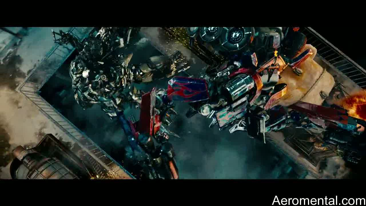 Linkin Park New Divide Optimus Prime