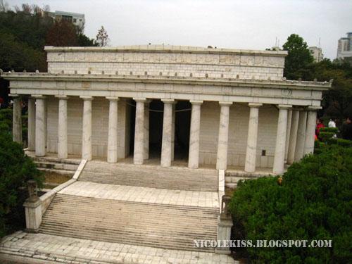 president lincoln memorial