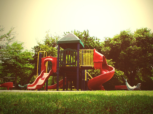 Mallon Park (Play Area - Vintage)
