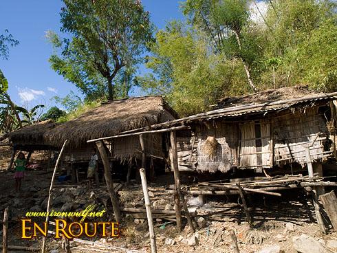 Buhid Mangyan Houses