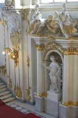 Staircase in the Winter Palace (pthread1981) Tags: stpetersburg russia hermitage winterpalace iphotooriginal