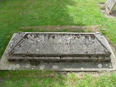 Rem 58 (Philip Snow) Tags: grave john clare helpston