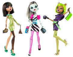 Monster High - 'Dawn Of The Dance'