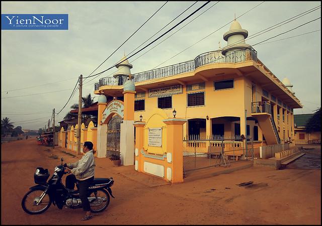 stung thmey Mosque