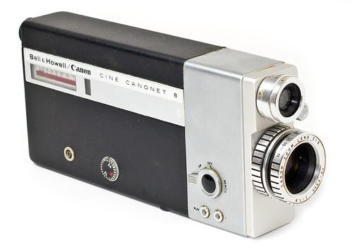 Canon Canonet Cine 8