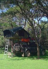 Saiwa Swamp NP Campsite