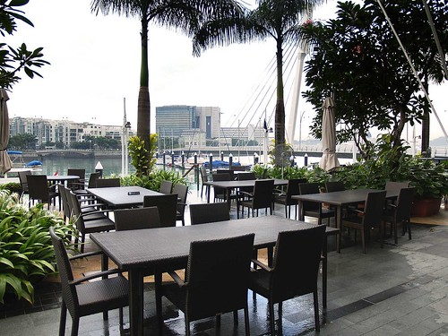 Overlooking the charming waterfront of Keppel Island