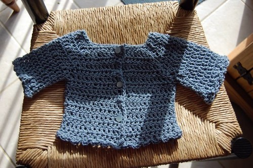 Free Crochet Baby Sweater Patterns