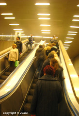 German escalator line by Mambo&Tango, on Flickr