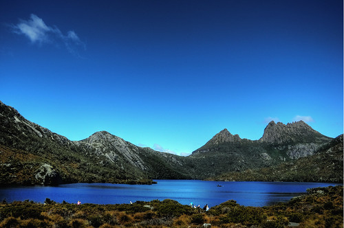Dove Lake Tasmania
