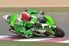 99 - Luca Scassa - Italy (Ashraf Khunduqji) Tags: sport speed nikon d3 qatar superbike 70200mm ashraf sbk losail khunduqji kawazakizx10r