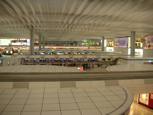 Hong Kong International Airport, Terminal 2