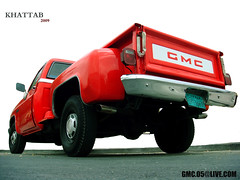 New Color (K H A T T A B.) Tags: 1984 gmc