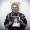 Padre (Sara Maria Rodriguez) Tags: bear portrait strange daddy oso dad retrato father flash picture papá deutschetelekom cotcmostfavorited invitedby