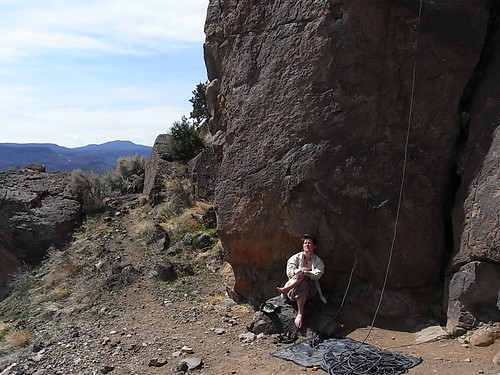 Crag Lounging