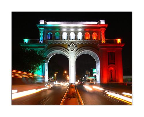 Arcos 16 Septiembre
