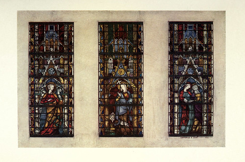 019- La Anunciacion- St Ouen- Rouen siglo XIV