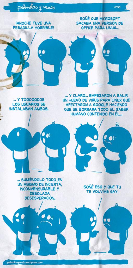 Thumb Palomitas y Maíz: Y los sueños, sueños son!