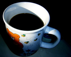 Kona Coffee in the Morning