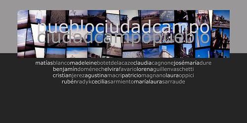 Patricio Magnano/ Muestra Fotográfica.