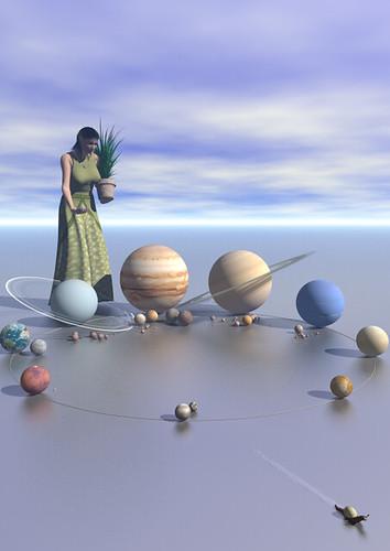 9 of Matter: The Planet Garden