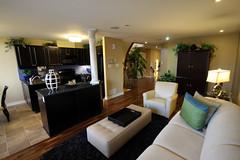 Minto gainsborough model home