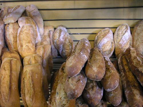 Casa Bonomi, pães