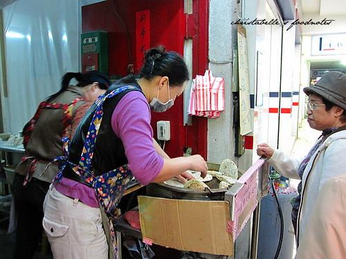 江蘇菜盒子攤位0