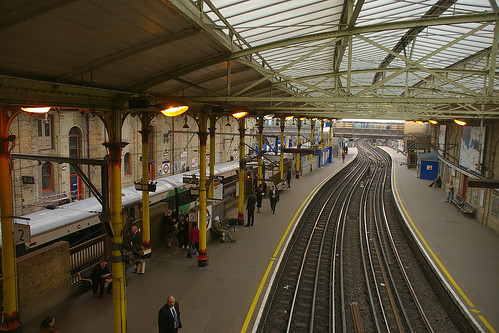 Farringdon Tube by mattbuck4950