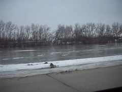 Oh look! Its a field! (legallyglinda) Tags: flood 2009 fargo westfargo sheyenneriver