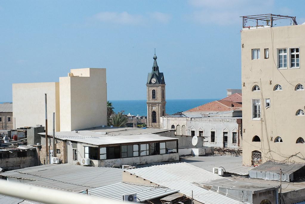 Old Jaffa, Tel-Aviv
