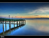 Revisited   FP (rev_adan) Tags: morning bridge blue trees mist beach water beautiful sunrise canon easter de eos day coconut philippines sunday bamboo explore frontpage hdr cagayan oro mindanao subrise 40d opol tabingdagat revadan vosplusbellesphotos garbongbisaya effectiveangtagngaexplorenohehe