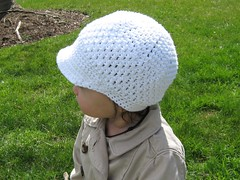 newsboy cap side